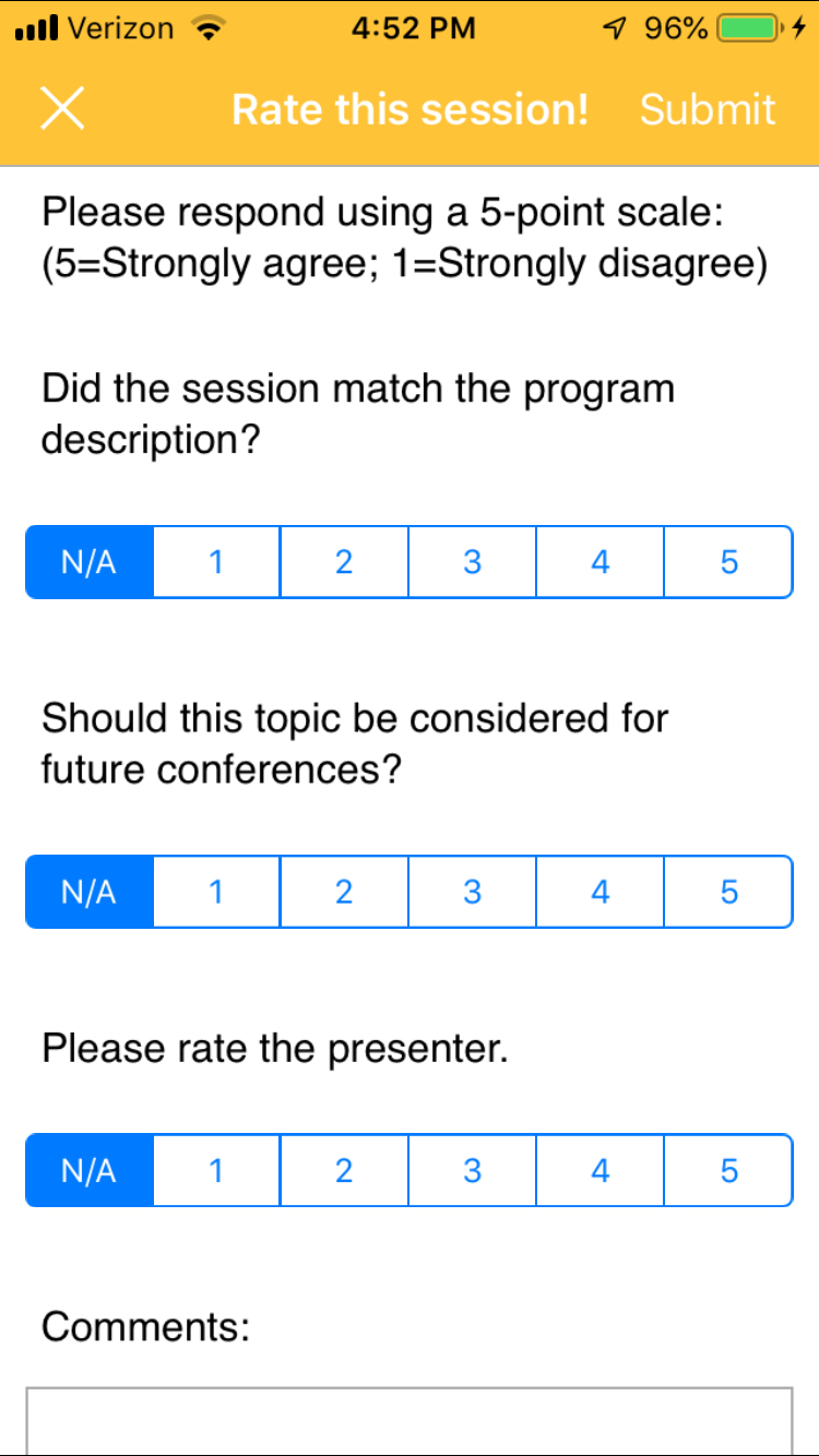 Mobile App for Conferences and Events   AgendaPop