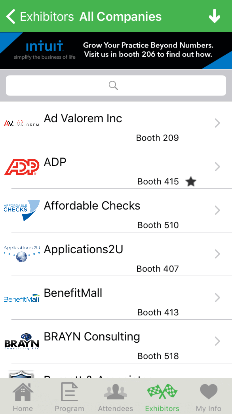 exhibitor-list-conference-app-agendapop